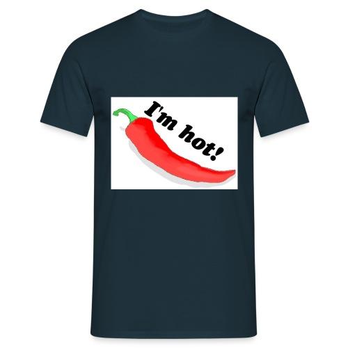 im hot - Männer T-Shirt