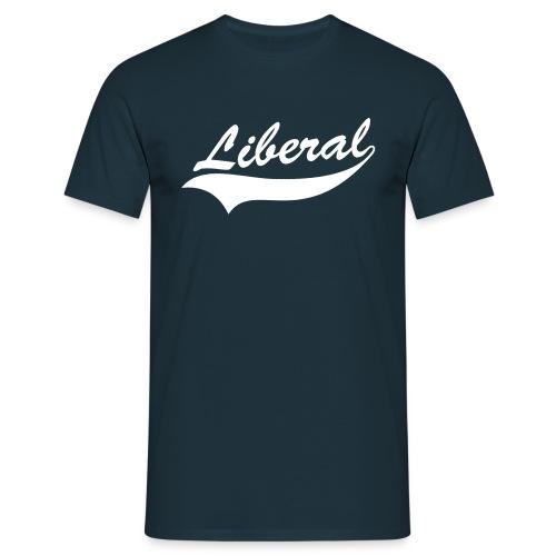 Liberal - Men's T-Shirt