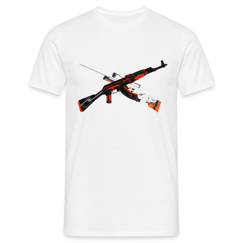 ex1 for black shirts - Men's T-Shirt