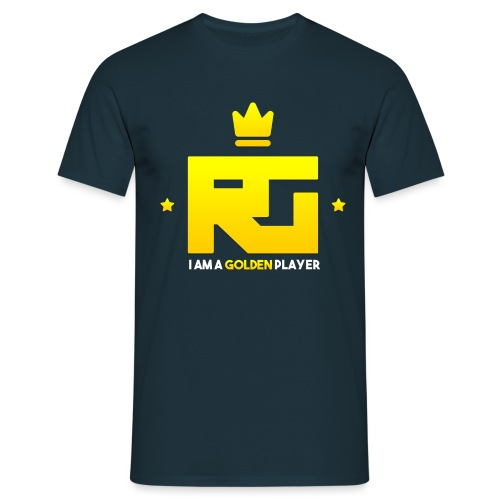RG Golden Crown - T-shirt Homme