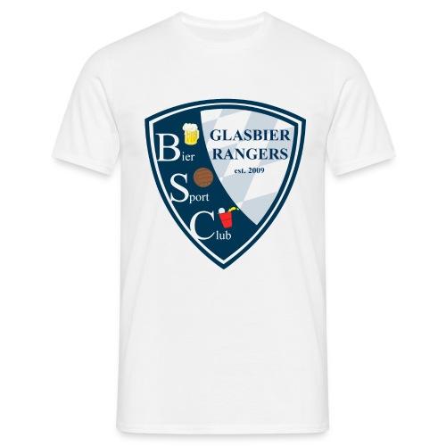 RangersLogoNEU jpg - Männer T-Shirt
