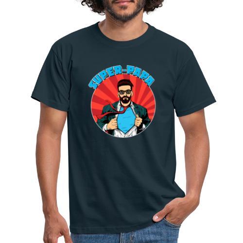 Super Papa - T-shirt Homme