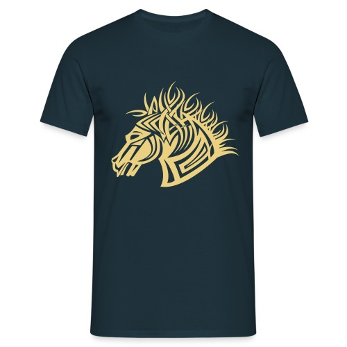 Horse Head - Men's T-Shirt