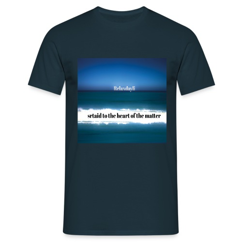 Relaxdayli - Männer T-Shirt