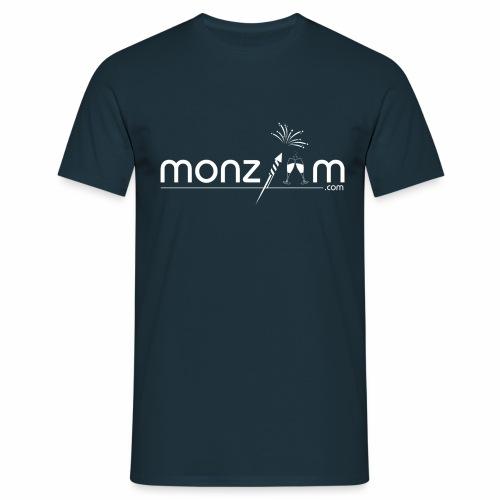 monzoom com new year - Men's T-Shirt