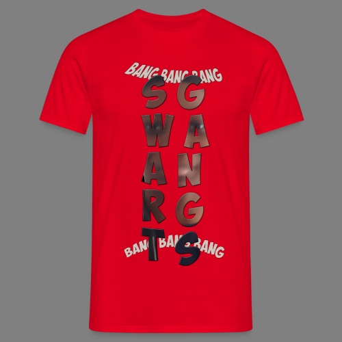 motif kemece - T-shirt Homme