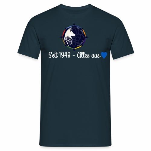 Pulli 70 Jahre II - Männer T-Shirt