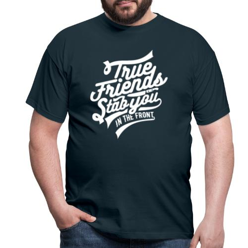 True Friends - T-shirt Homme