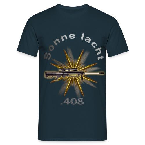 sonnelacht408eingun - Männer T-Shirt