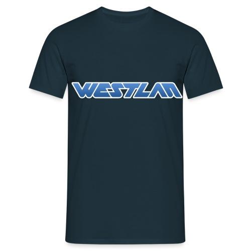 WestLAN Logo - Men's T-Shirt