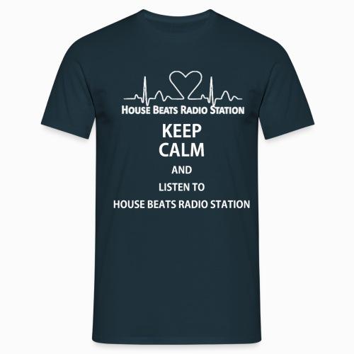 Keep-Calm- - Men's T-Shirt