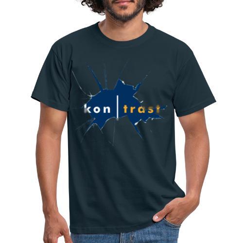 kontrast motiv 2020 - Männer T-Shirt