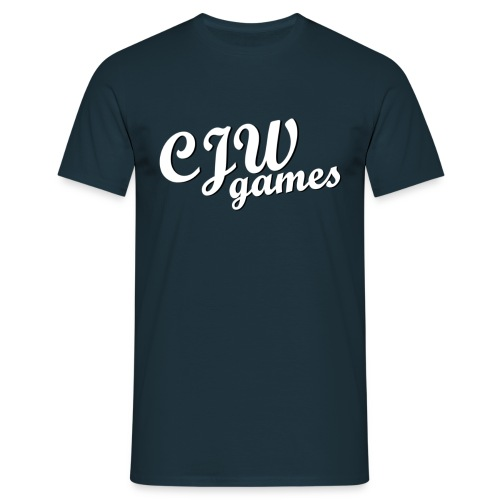 CJW games (24h stream) - Mannen T-shirt