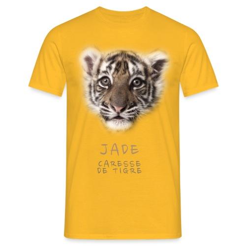 Jade bébé portrait - T-shirt Homme