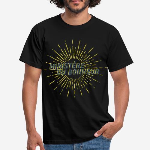 Ministère du Bonheur - T-shirt Homme