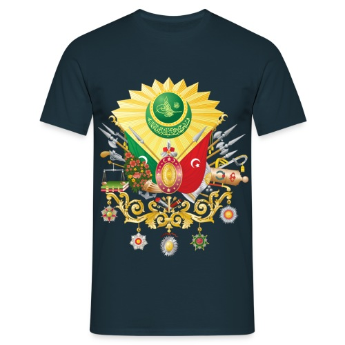 turkey ottoman turkish empire desktop 2000x2380 hd - Mannen T-shirt