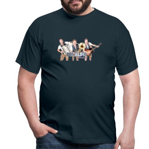 Die Alpis - Männer T-Shirt