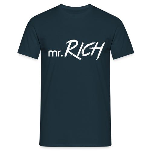 Mr. Rich - Männer T-Shirt