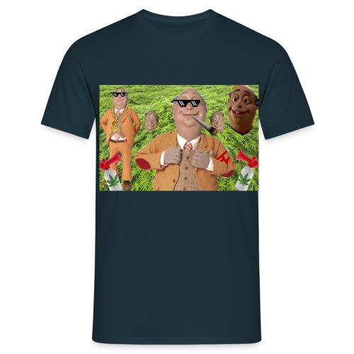 LazyTownMayor - Männer T-Shirt