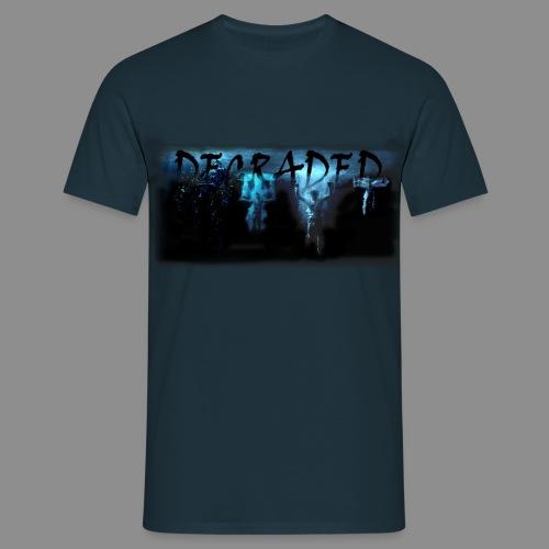 Degraded drowning - T-shirt herr