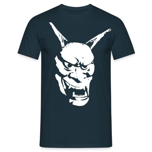 Hannya - Männer T-Shirt