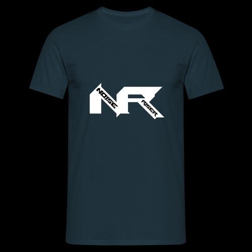 Noise Riser Logo - Mannen T-shirt