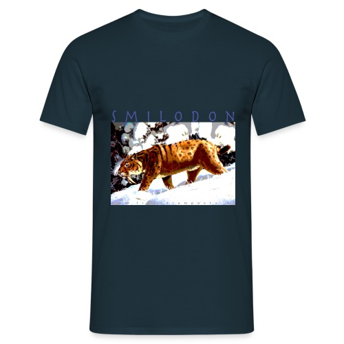 smilodon - Men's T-Shirt