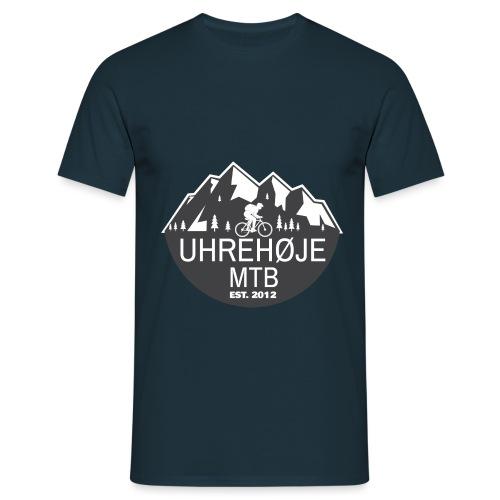 UhreHøje MTB - Herre-T-shirt
