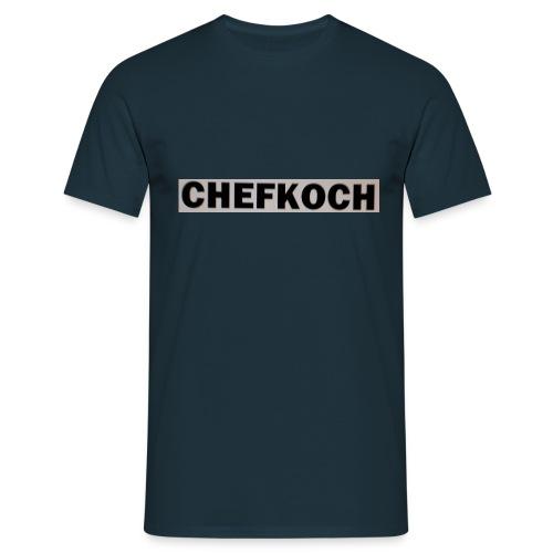 Chefkoch - Männer T-Shirt