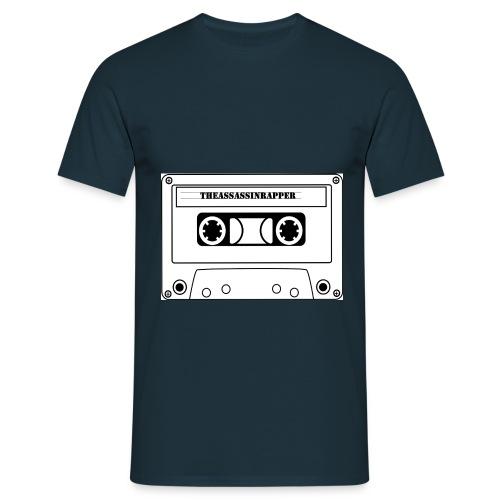theassassinrapper merchandise - Men's T-Shirt