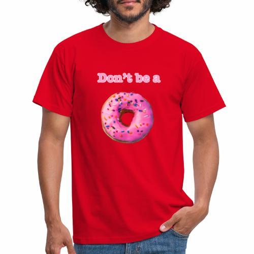 Donut - Men's T-Shirt