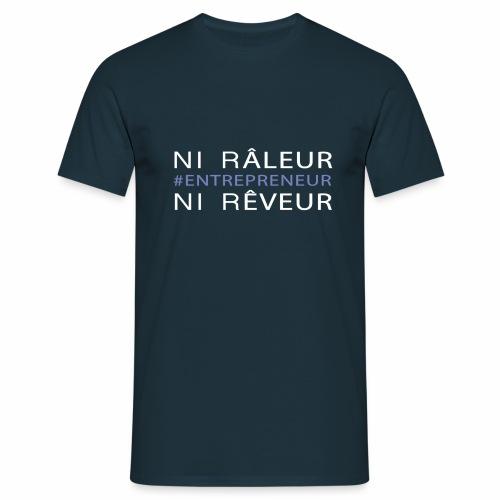 #Entrepreneur - T-shirt Homme