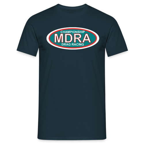 MDRA Logo - Men's T-Shirt