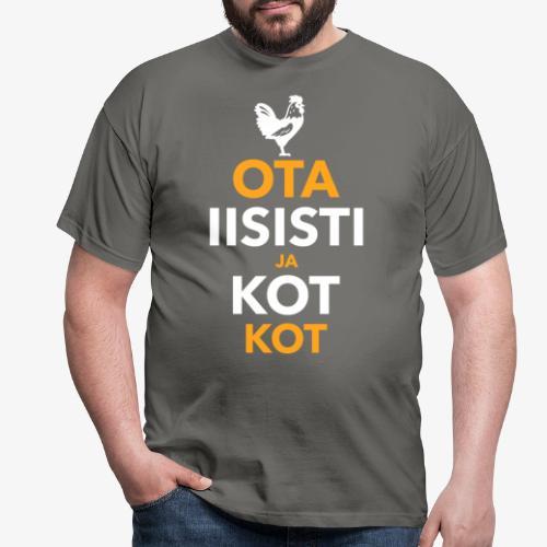 Iisisti Kot Kot - Miesten t-paita