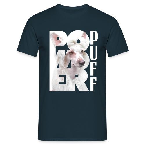 Powderpuff II - Miesten t-paita