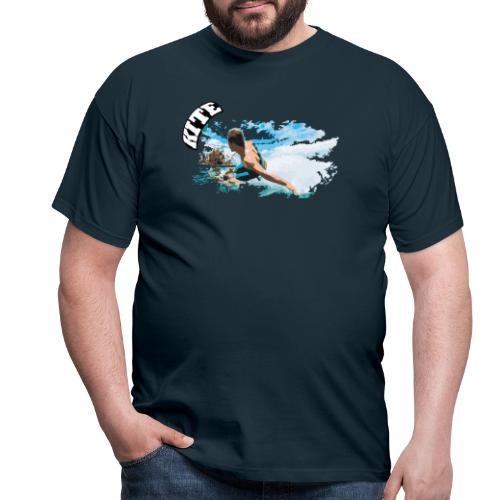Kitesurf_03 - Camiseta hombre