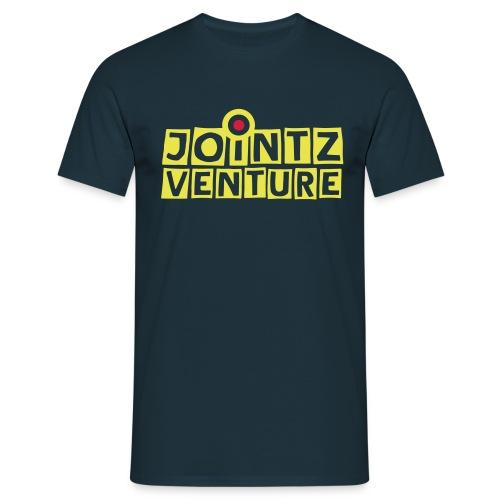 jointz_venture 1side - Männer T-Shirt