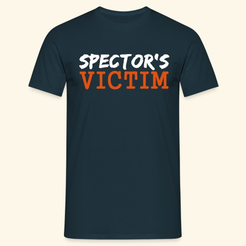 Spector s Victim - Men's T-Shirt