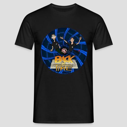 Back in Time 2x - Männer T-Shirt