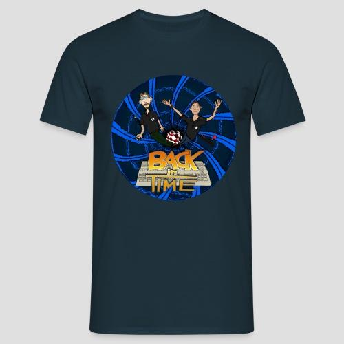 Back in Time - Männer T-Shirt