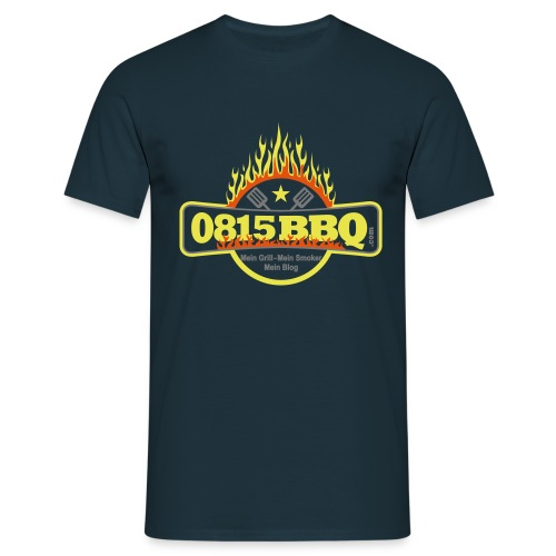 0815BBQ-Girly-Shirt-Kids - Männer T-Shirt