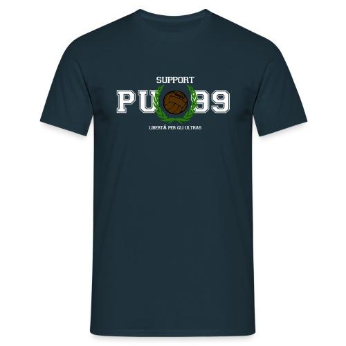 support pu 01 - T-shirt herr