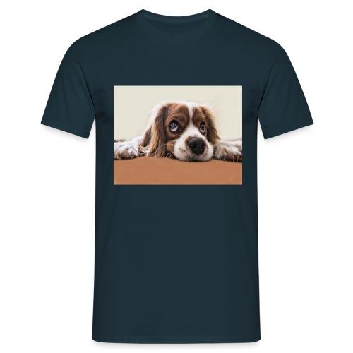 Der Hund - Männer T-Shirt