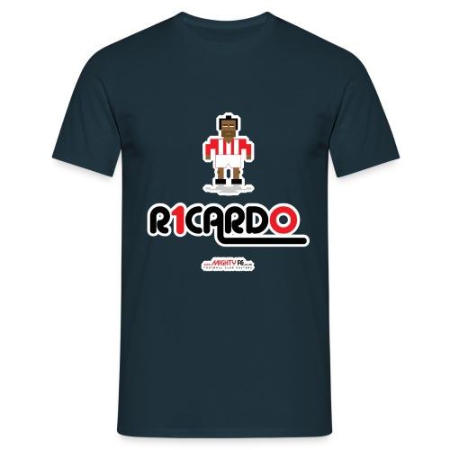 Ricardo City Number 10 Amiga Style - Men's T-Shirt