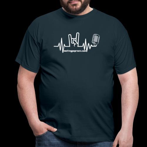 Le logo et l'adresse - T-shirt Homme