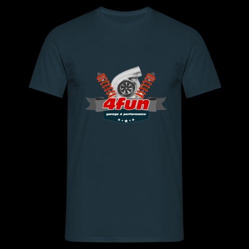 4fun tshirt - Koszulka męska