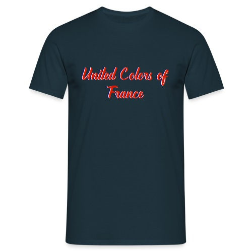 United color of France - T-shirt Homme