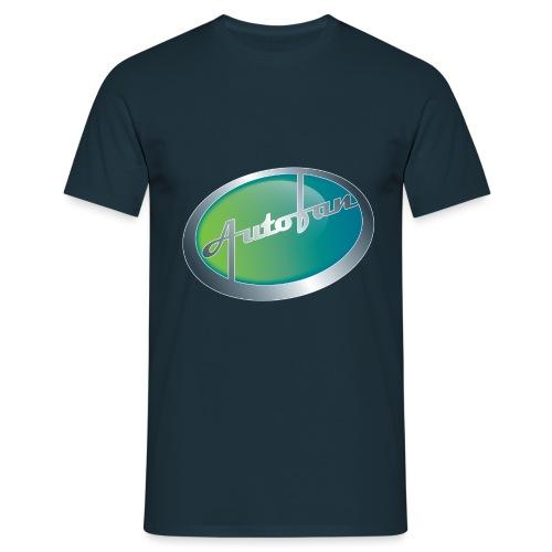 Autofan groen - Mannen T-shirt