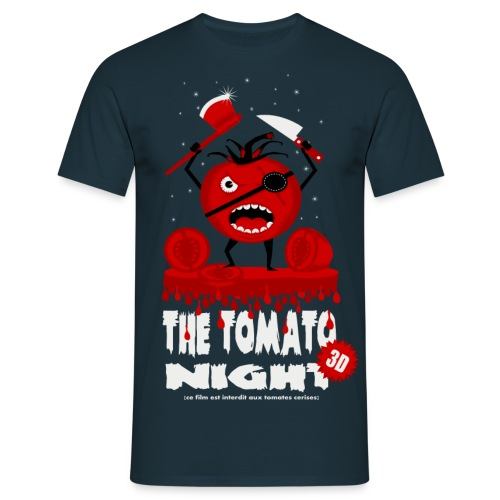 Tomatoe Night - T-shirt Homme