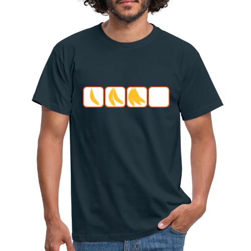 One banana, two banana, three banana, four! - Männer T-Shirt